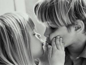 Полезные свойства поцелуя
