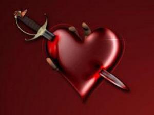 Риск внезапной сердечной смерти увеличивается после потери любимого человека