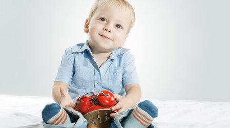Особенности двухлетнего ребенка