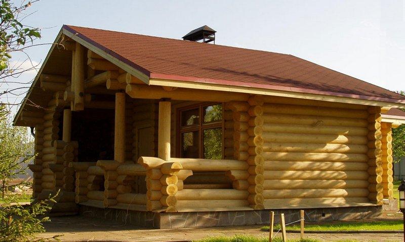 Современное строительство домов под ключ, строительство деревянных бань, от компании «Вязьма-лес»