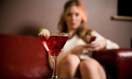 Алкоголь для женщины
