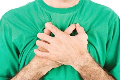 Боль в груди… самодиагностика