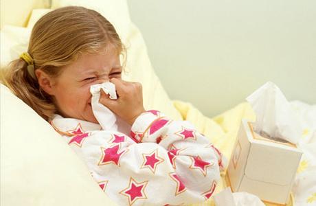 Первая помощь при простуде