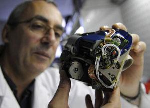 Французская компания представила свои разработки кардиопротеза
