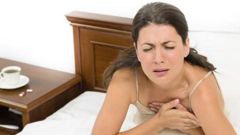 Оказалось, что молодые женщины часто игнорируют симптомы сердечного приступа