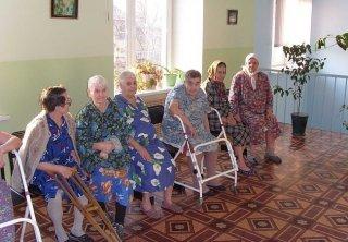 Платные дома престарелых