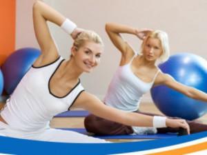 Умеренные физические нагрузки помогут женщинам избежать развития многих серьезных заболеваний