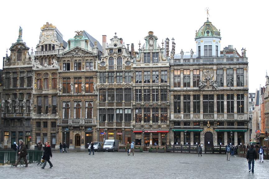 Поездка в Брюссель: советы туристам