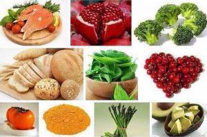10 продуктов для здоровья сосудов