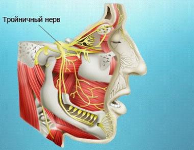 Невралгия тройничного нерва. Симптомы и причины заболевания
