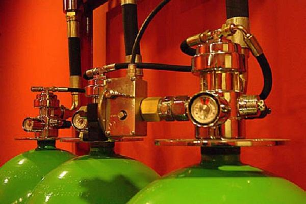 Оборудование для газового пожаротушения Пожсоюз