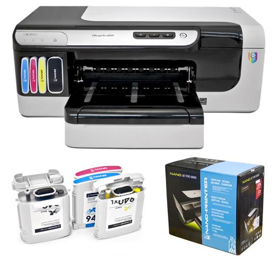 Нано принтер