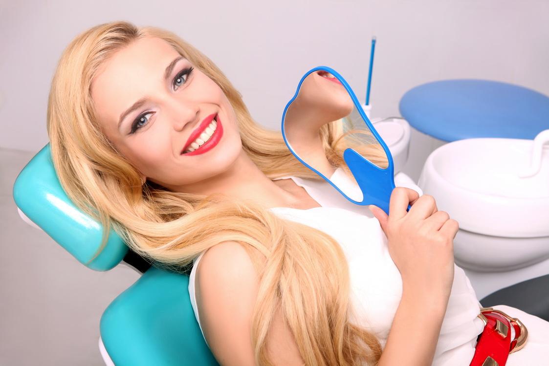 Любовь к стоматологам начинается здесь