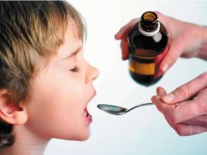Фитотерапия при синдроме кашля у детей
