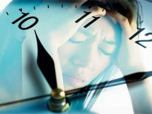 Посменный режим работы может вызывать бессонницу и снижает продуктивность