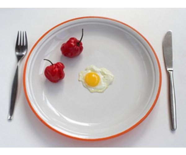 Медленное употребление пищи поможет съесть меньше