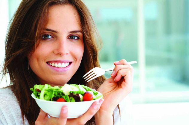 Здоровое питание в летнюю жару