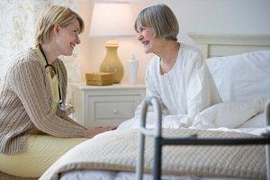 Инсульт у пожилых людей