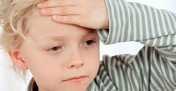 Что помогает при детской мигрени