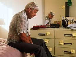 Нарушение поведения при деменции