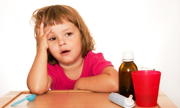 Хроническая головная боль у ребенка