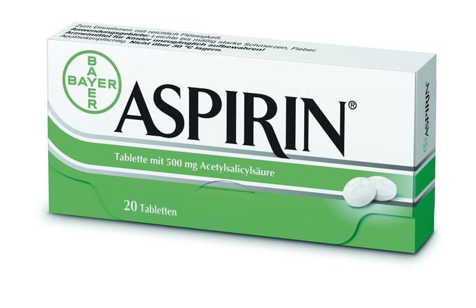 Аспирин: особенности применения
