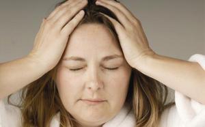 Лишний вес связан с головной болью