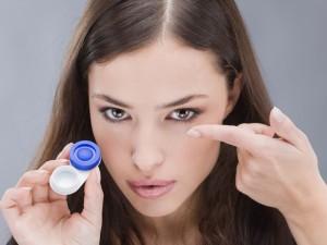 Выбираем контактные линзы правильно