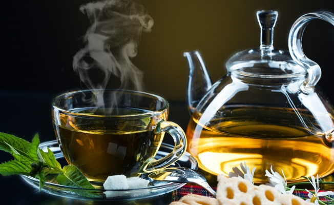 Зеленый чай понижает давление