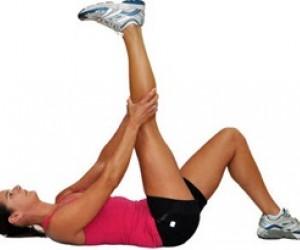 Лечебная гимнастика для укрепления сосудов ног