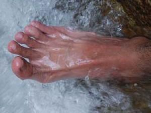 Хождение по воде поможет при сердечно-сосудистых заболеваниях