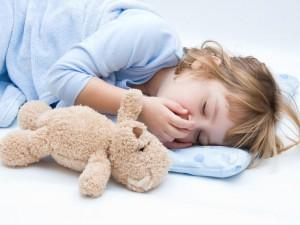 Что делать, если ребенок не спит спокойно?