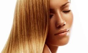 Красивые волосы с косметикой от сервиса «Fasor»