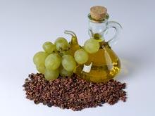 Масло виноградных косточек защищает от диабета и сердечно-сосудистых заболеваний