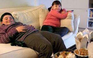 У толстых детей артерии старятся раньше времени