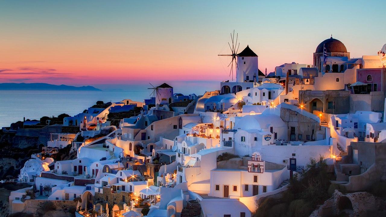 Что посмотреть на отдыхе в Греции?