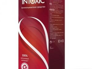 Intoxic — избавит от паразитов и гельминтов