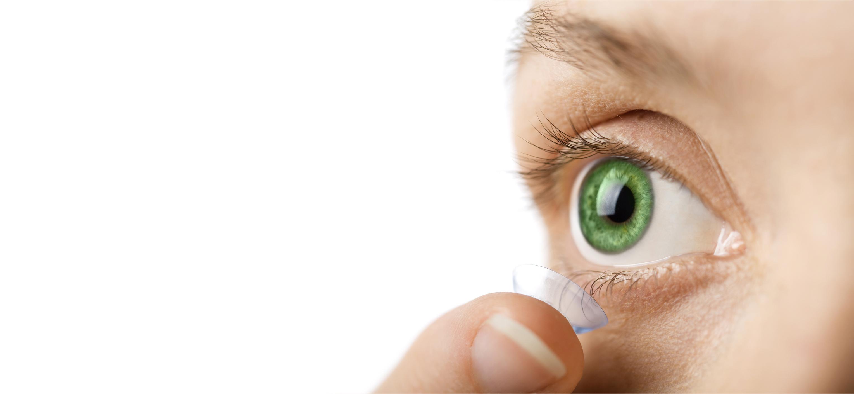 Контактные линзы. Как сохранить здоровье и зрение, при ношении линз