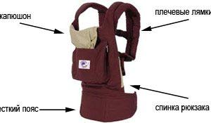 Рюкзак-переноска для вашего малыша: Что выбрать?