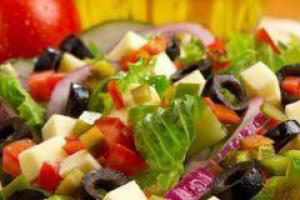 Средиземноморская диета защищает мозг от старения