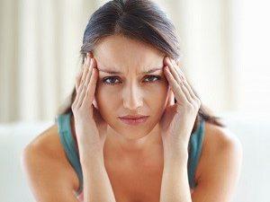 Комплекс упражнений при головной боли