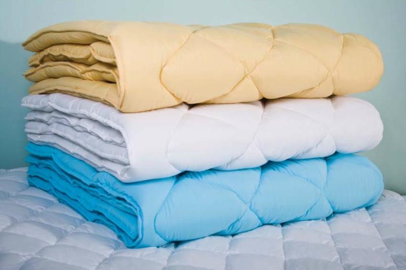Одеяла. Виды и рекомендации по выбору