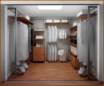 Как из обычного шкафа сделать гардероб