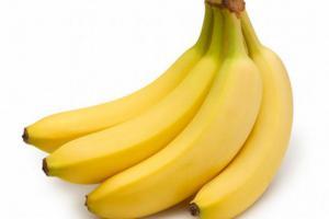 Бананы значительно уменьшают вероятность инсульта