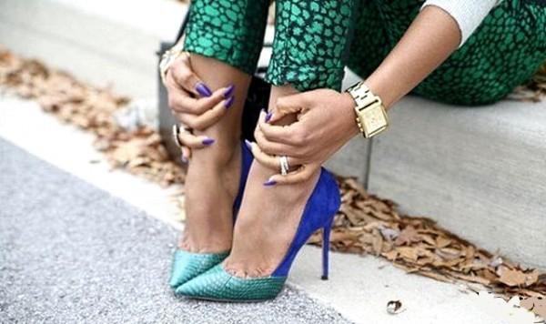 Носить ли обувь на каблуке
