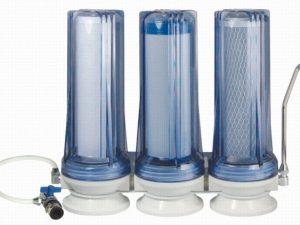 Обслуживание и установка фильтров для воды