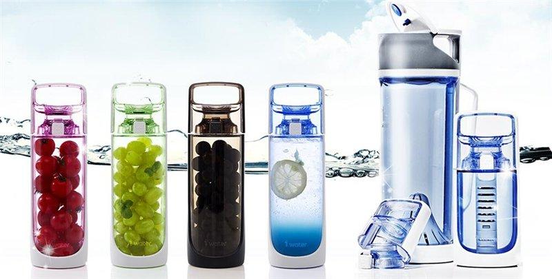 Простой способ получить щелочную воду – активатор iWater Portable