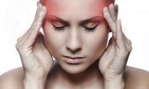Универсальное упражнение для быстрого снятия головной боли