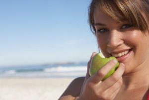 Четверть яблока в день снижает риск инсульта