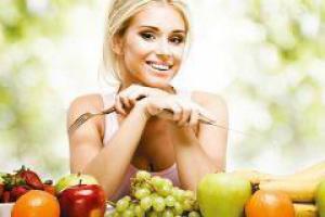 Овощи и фрукты снижают риск болезней сердца